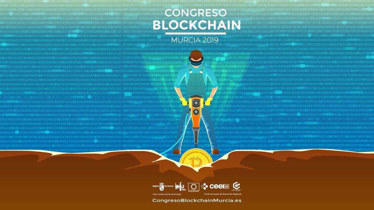 Congreso Blockchain Murcia 2019